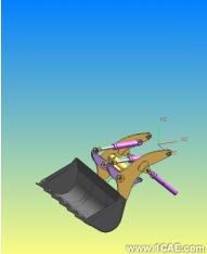 装载机工作机构运动分析 有限元分析培训课程图片4