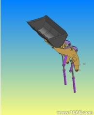 装载机工作机构运动分析 有限元分析培训课程图片5