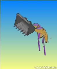 装载机工作机构运动分析 有限元分析培训课程图片6