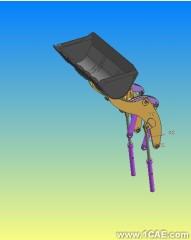 装载机工作机构运动分析 有限元分析培训课程图片7