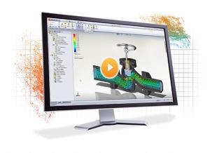 Flow Simulation  EFD流体有限元分析培训有限元分析技术图片1