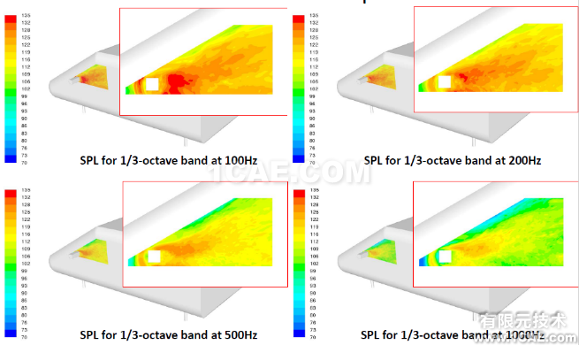 Fluent在汽车气动噪声分析中的应用案例+有限元项目服务资料图片9