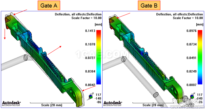 应用Moldflow对连接器产品进行模拟仿真案例+应用技术图片9
