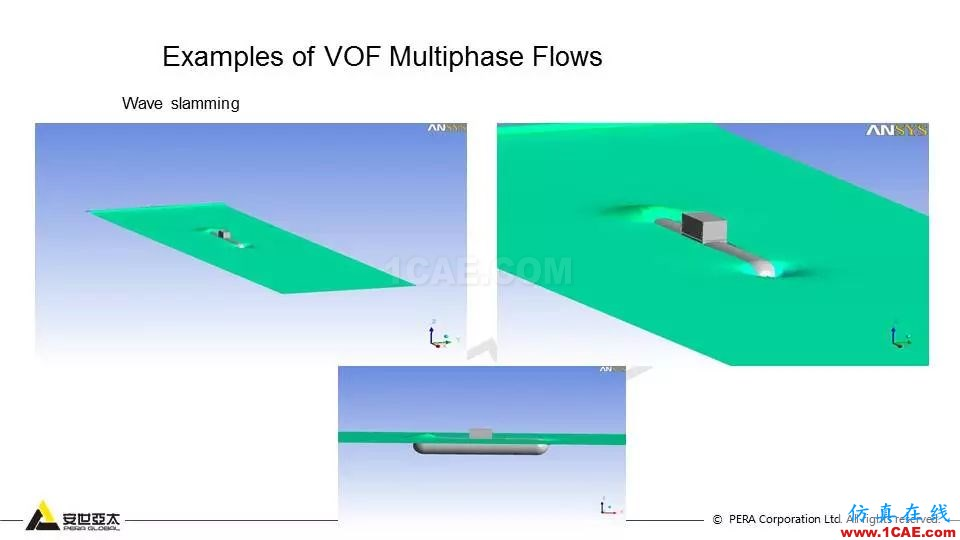 FLUENT对液面晃动的仿真分析fluent培训课程图片12