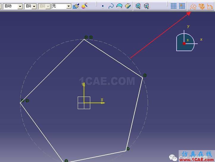 Catia零件建模全过程详解Catia分析图片2