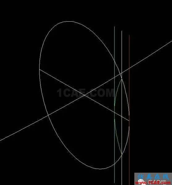 AutoCAD设计羽毛球教程案例AutoCAD应用技术图片9