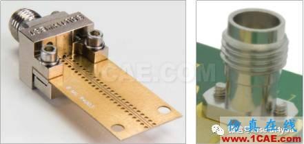 同轴转PCB免焊接连接器(附119M产品资料和应用手册)【转发】ansys hfss图片3
