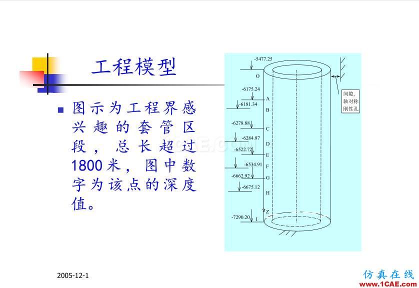 超深油井套管ABAQUS 有限元分析abaqus有限元培训教程图片3
