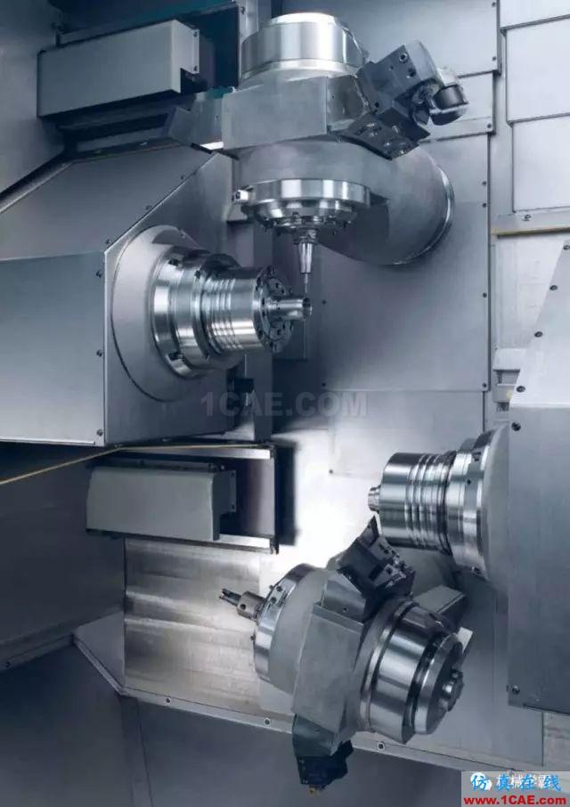 【收藏】德国INDEX R200 加工中心,酷的要死的节奏!【转发】机械设计资料图片12