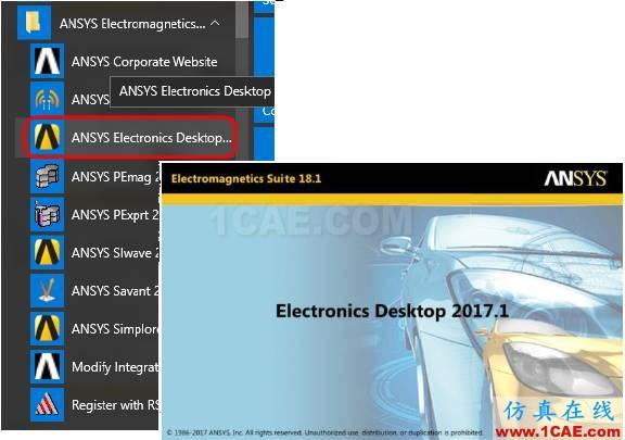 技巧 | SpaceClaim与HFSS几何参数双向互动HFSS分析图片5