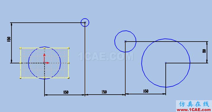 solidworks如何使用布局草图创建皮带仿真?solidworks simulation分析图片4