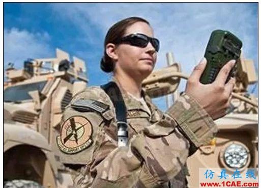 美国GPS系统导航战技术发展分析HFSS结果图片1