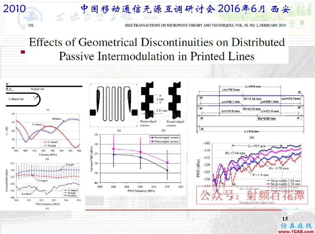 微波平面电路无源互调研究国外进展HFSS分析图片15
