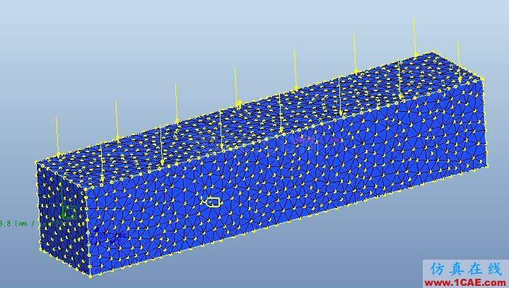 Proe Mechanica有限元分析入门pro/e应用技术图片15