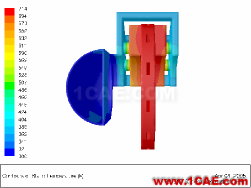 电动汽车设计中的CAE仿真技术应用ansys仿真分析图片43
