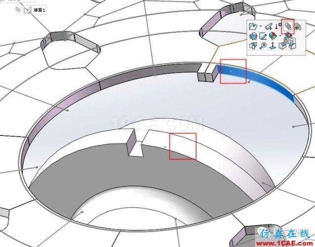 实例操作|新能源汽车用永磁电机转子的全砖形单元划分方法Maxwell分析案例图片37