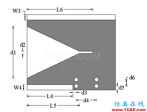 多层LCP技术的毫米波段超宽带槽天线设计【转发】HFSS培训课程图片4