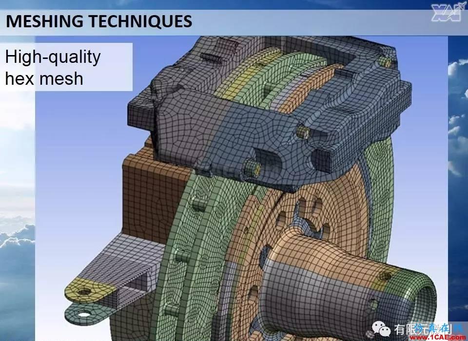 航空结构分析(结构力学)系列---7(有限元分析)ansys结果图片60