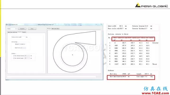 技术分享 | 泵水力设计及优化仿真fluent结果图片13