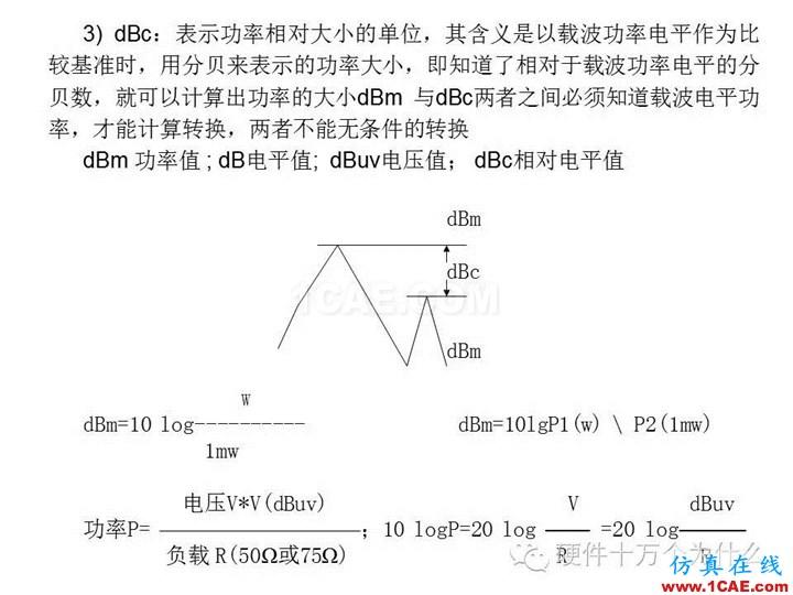 手机天线测试的主要参数与测试方法(以GSM为例)HFSS培训的效果图片4