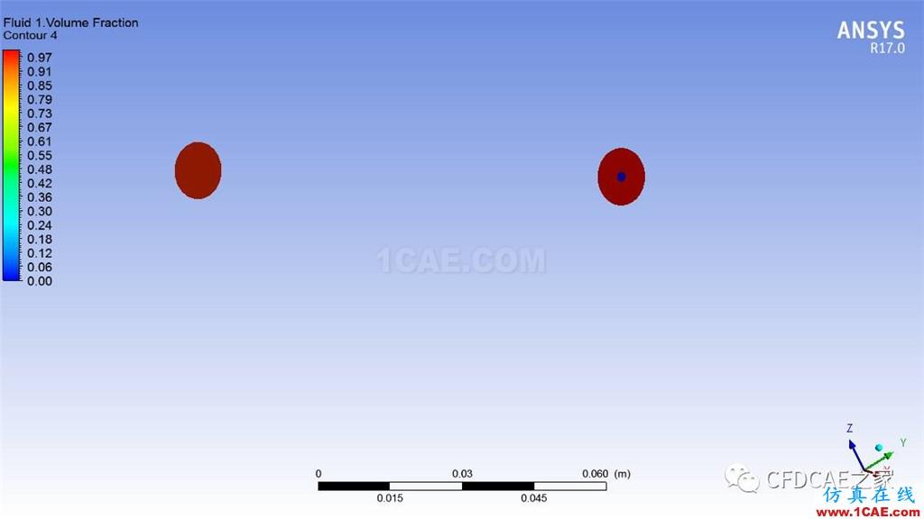 [学术信息]基于CFX的两相流混合器流场计算cfx分析图片4
