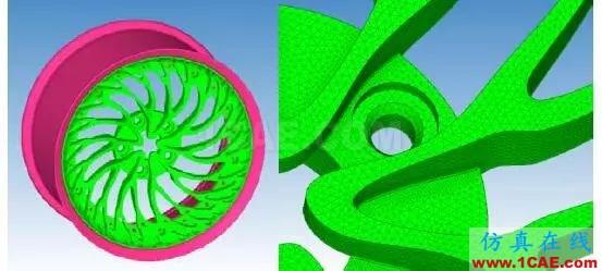 增材专栏 l 两种设计、不同的性能,通过仿真分析直观获取创成式建模的结果比较【转发】ansys培训的效果图片9