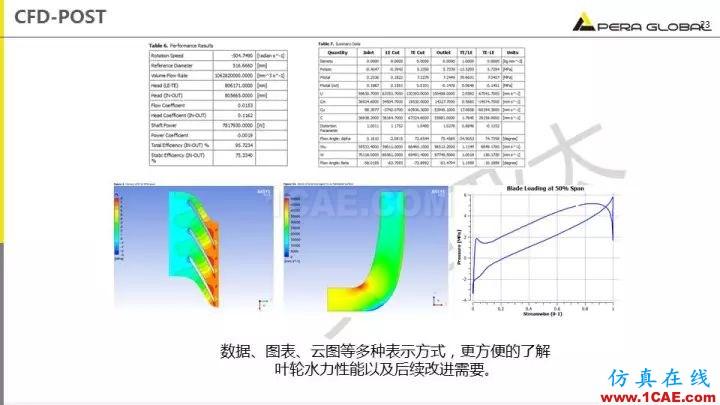 技术分享 | 泵水力设计及优化仿真fluent培训课程图片23
