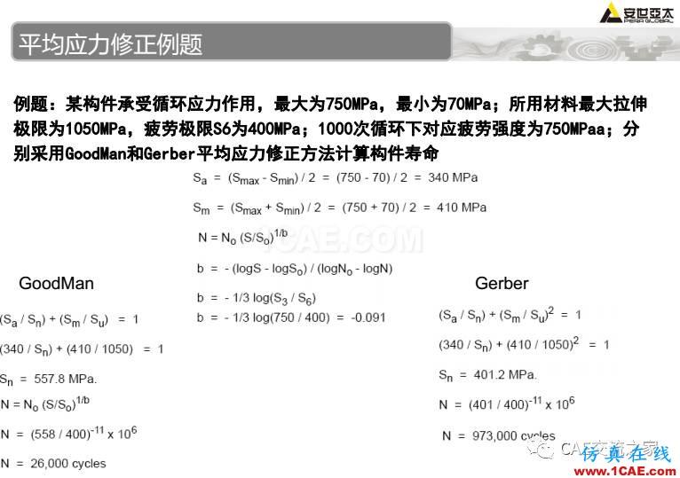 ansys疲劳分析基础理论ansys workbanch图片20