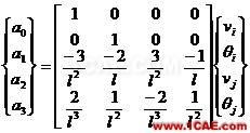 梁单元-有限元分析ansys分析图片5