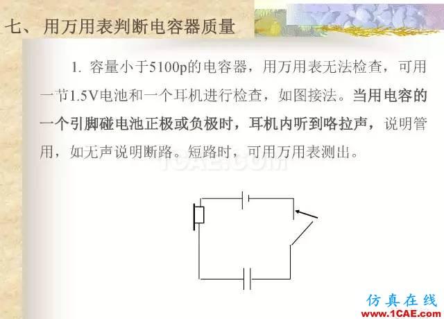 最全面的电子元器件基础知识(324页)HFSS分析案例图片111
