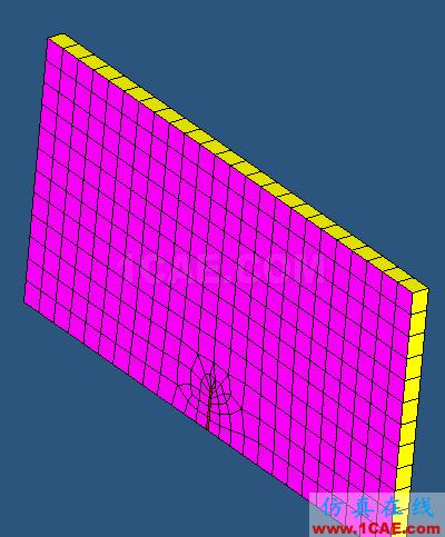 CFX流固耦合FSI分析cfx培训的效果图片2
