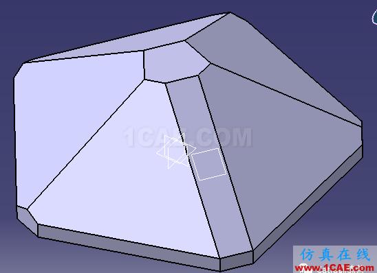Catia零件建模全过程详解Catia分析案例图片34