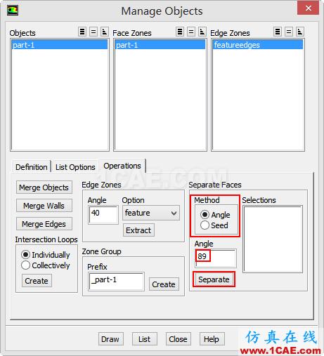 领略FLUENT14.5的meshing模式(2)[转载]fluent培训的效果图片7