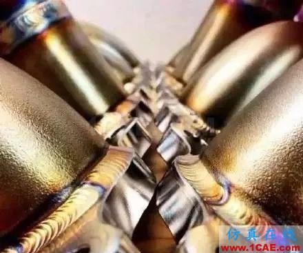 焊接技术最高境界,美到爆表的焊缝!【转发】机械设计培训图片23