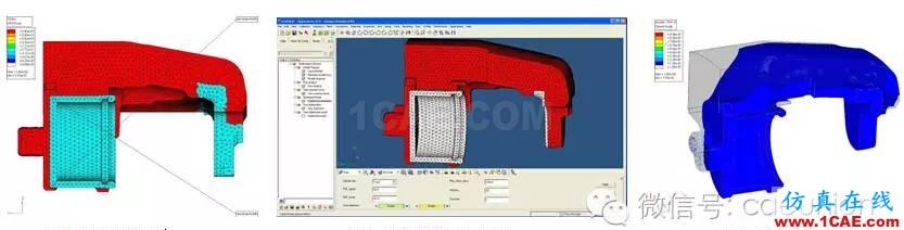 Process Manager在汽车制动器 设计优化中的应用hypermesh分析案例图片4
