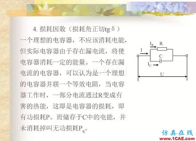 最全面的电子元器件基础知识(324页)HFSS培训的效果图片99