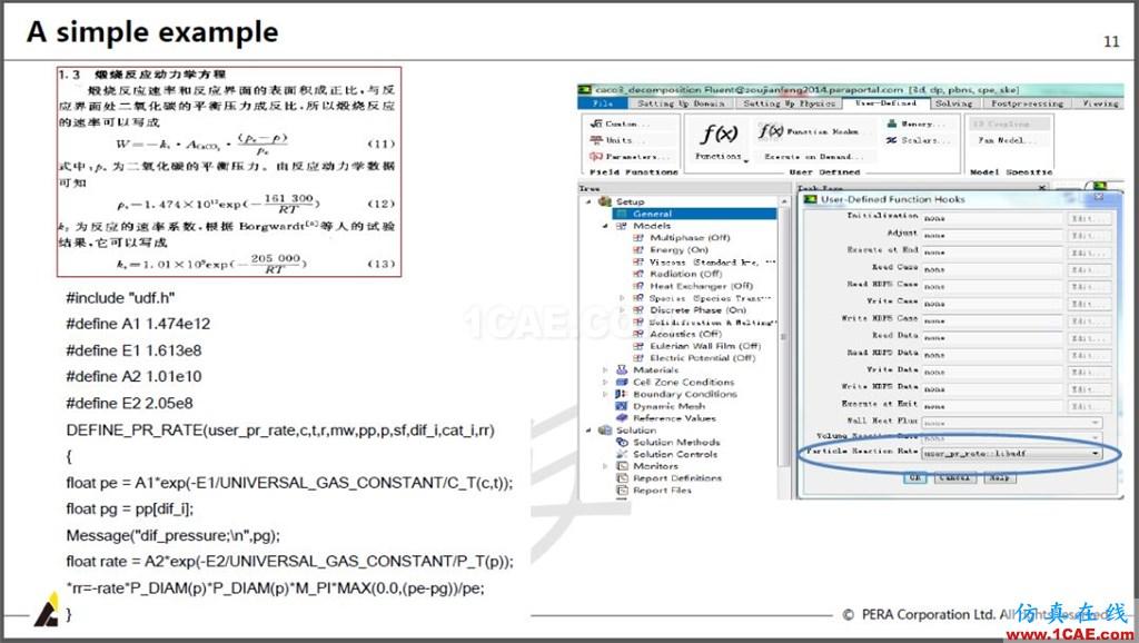 干货 | 基于ANSYS FLUENT颗粒表面反应及应用fluent分析图片11