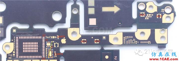 拆开iphone6 看手机天线的秘密(升级版)【转载】HFSS培训的效果图片26