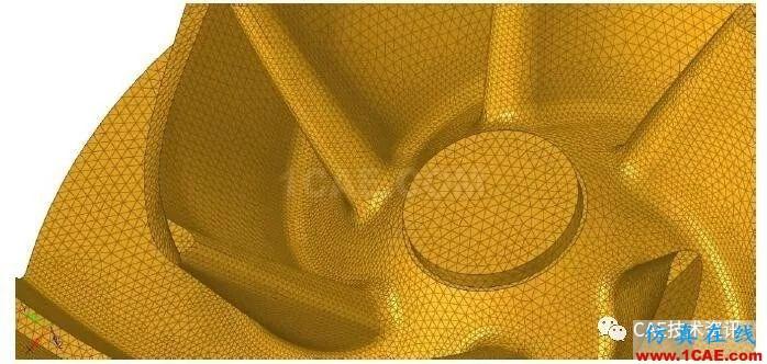 海水离心泵CFD仿真fluent培训课程图片5
