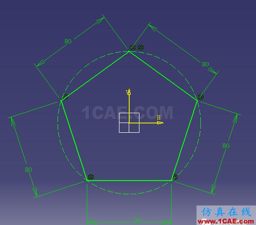 Catia零件建模全过程详解Catia分析案例图片7