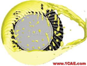 专栏 | 电动汽车设计中的CAE仿真技术应用ansys仿真分析图片37