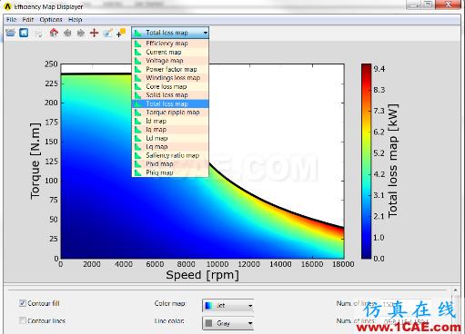 电动汽车设计中的CAE仿真技术应用ansys workbanch图片17