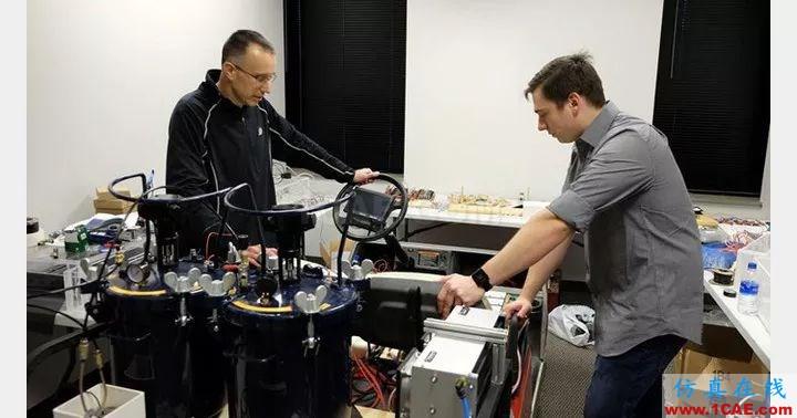 新能源汽车电池包液冷热流如何计算?ansys培训的效果图片1