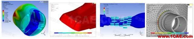 应用丨CAE仿真技术在家电产品设计中的应用简介ansys workbanch图片3