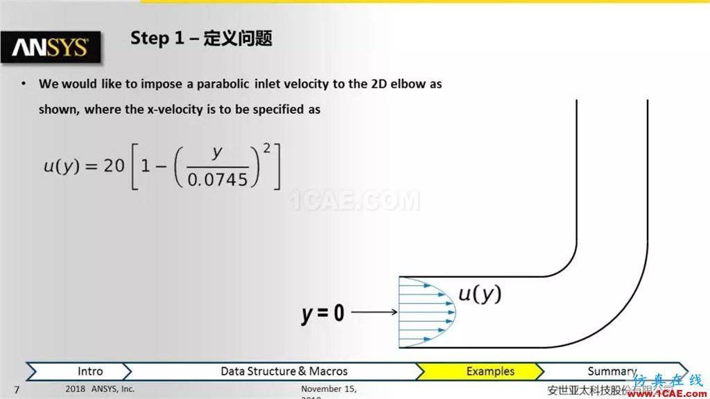 ANSYS Fluent UDF 功能概述fluent分析案例图片7