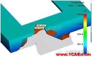 注塑工艺之模具温度优化moldflow分析图片14