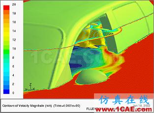 专栏 | 电动汽车设计中的CAE仿真技术应用ansys分析图片29