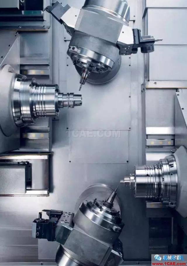【收藏】德国INDEX R200 加工中心,酷的要死的节奏!【转发】机械设计案例图片6
