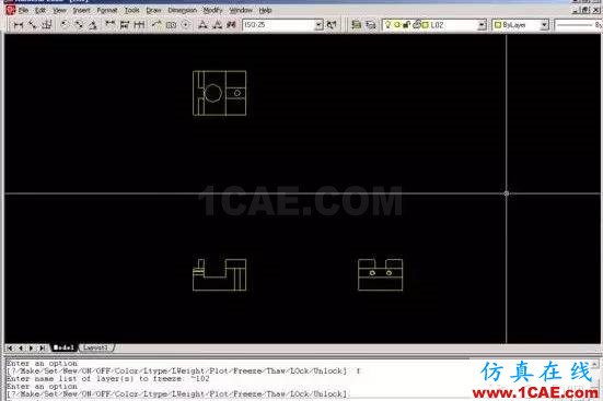 AutoCAD秘籍-(3)利用AutoCAD设计速成解密ansys培训课程图片17