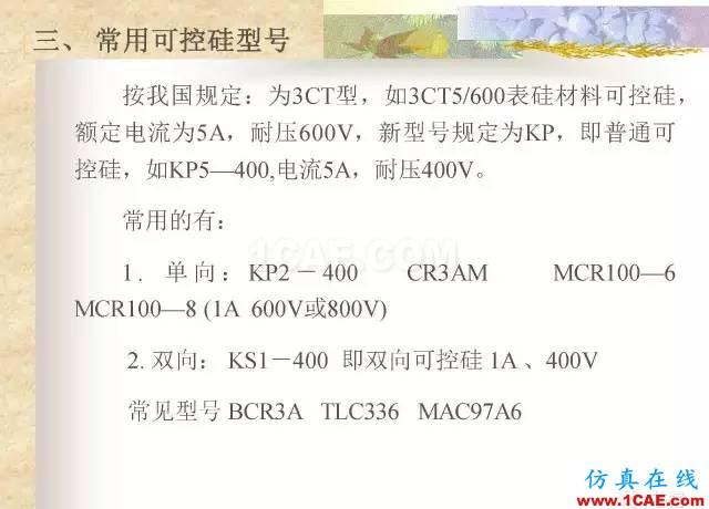 最全面的电子元器件基础知识(324页)HFSS仿真分析图片258